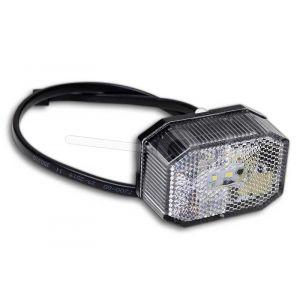 Aspöck breedtelicht Flexipoint LED wit