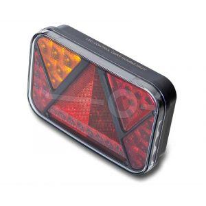 Fristom achterlichtunit LED 12V links, 5-polig, canbus-proof