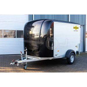 Humbaur HKPA 153217 aluminium en polyester gesloten aanhangwagen 328x177x180cm