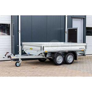 Humbaur plateauwagen  HT 202616 265x165cm 2000kg