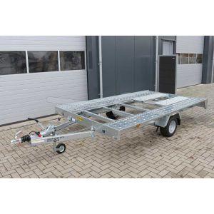 Kantelbare autotransporter Humbaur FTK 350x200cm 1300kg