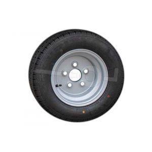 "Reservewiel 10"" voor Humbaur aanhangwagens HN202616, HN253118, HN303118,HN204118, HN254118, HN304118, HN204121, HN254121,HN304121, HTF 304121, FTK133520, FTK153530, FTK204020, FTK274020, Universal 3000 Holz, Universal 3000 Alu, HKN254017-20S, HKN304017-20"