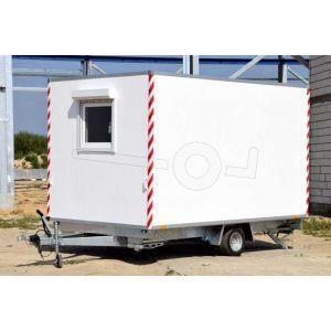 Schaftwagen Premium met complete inrichting