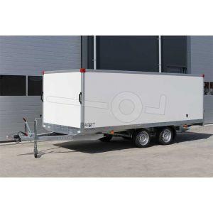 Lesaanhangwagen conform CBR eisen 602x191x200cm