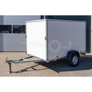 Voorzijde Power Trailer PS nr2 type 3 200x125x150