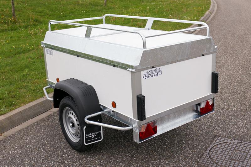 Opruiming Power Trailer bagagewagen