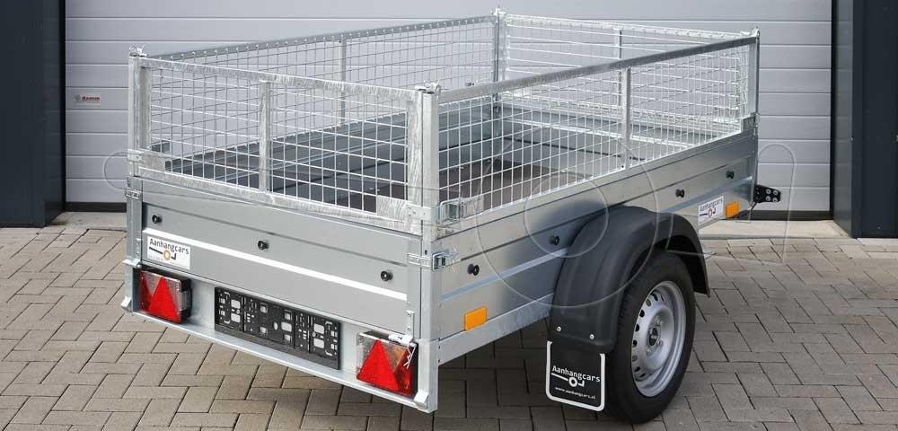 Optionele loofrekken voor Blyss Maxx B aanhangwagen