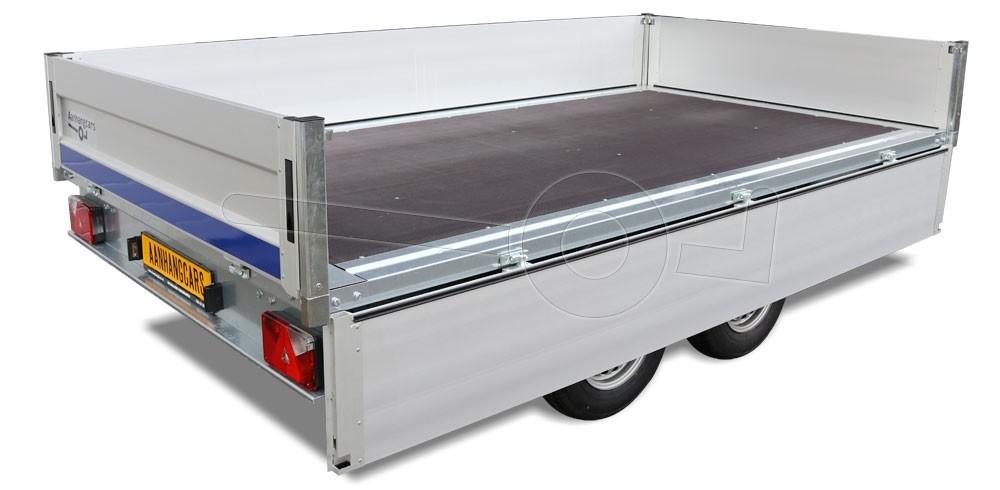 Blyss Condor II plateauwagen