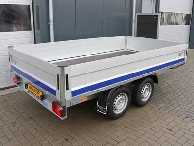 Blyss plateauwagen