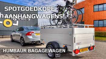 Demonstratie video van de Humbaur aluminium bagagewagen