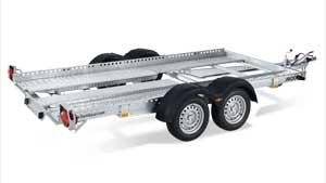 Humbaur autotransporter