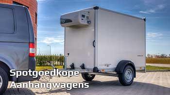 Video demonstratie Humbaur enkelas koelaanhangwagen Basic