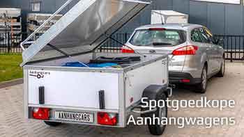 Video demonstratie Power Trailer bagagewagen