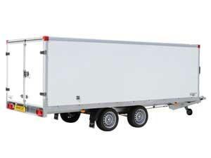 Power Trailer lesaanhangwagen