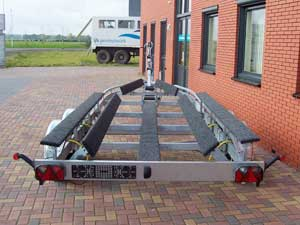 Sportboottrailer